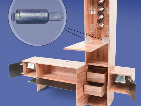 FYN-U1 Rotatable 90° bar hatch