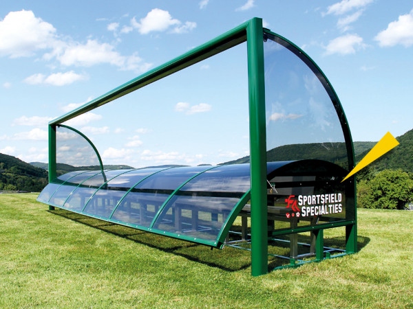 GS-8-70 Weatherscape™ Team Shelter