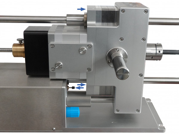 LOCKED PN - Doubly secure cable cutting machine