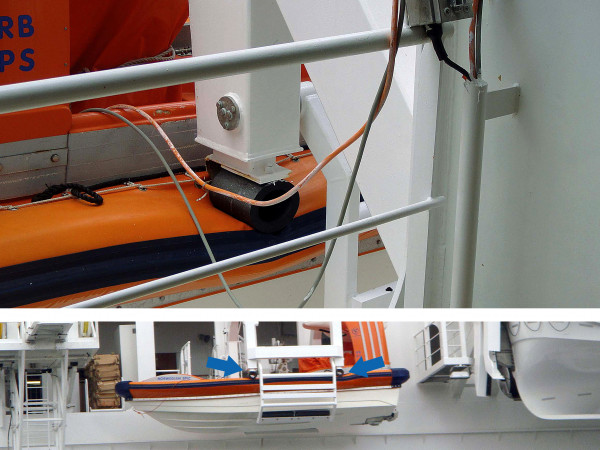 TUBUS-TR-L - safety for life boats