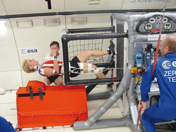 TUBUS-TS - Space treadmill