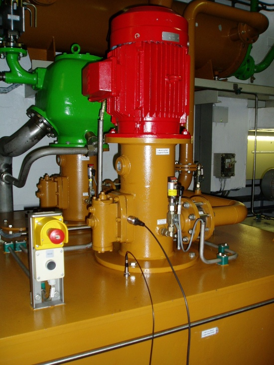 ACE - Schluchsee KW Pumpe