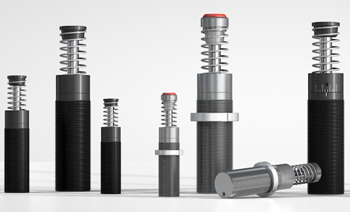 ACE industrial shock absorbers